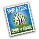 Save A Tree, Send A Email